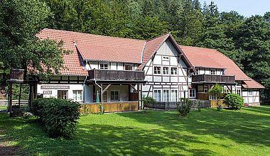 Ferienhaus Nexö Riese Ilsenburg
