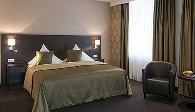 Komfort-Doppelzimmer Berghotel