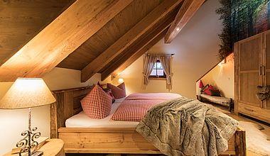 Chalets Schlafzimmer