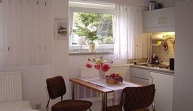 Küche Ferienzimmer Gresens Ilsenburg