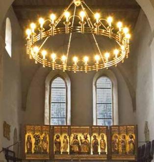 Ilsenburg Abbey & Drübeck Abbey at HKWW