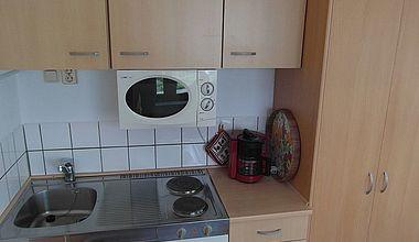 Ferienwohnung Teuber Ilsenburg Küche
