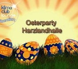 Osterparty Harzlandhalle