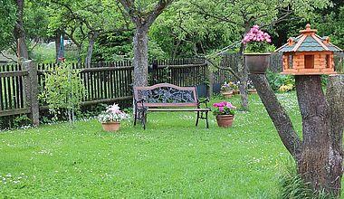 Ferienhaus Bollmann Garten in Ilsenburg