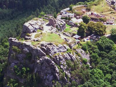 Burg Regenstein