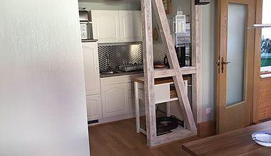 Küche Ferienhaus Schmidt