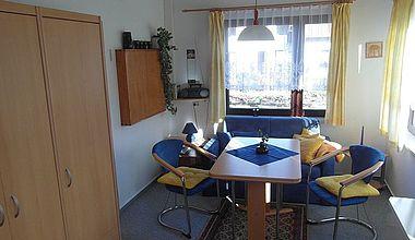 Ferienwohnung Wohnzimmer Teuber Ilsenburg