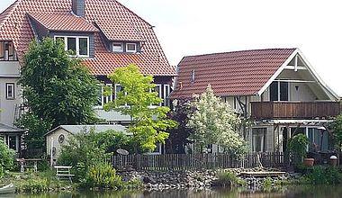 Ferienwohnung Klinger Haus am See Ilsenburg