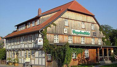 Idyllischer Vogelgasthof Ilsenburg
