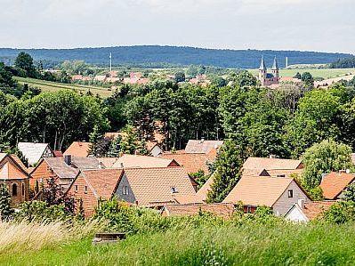 R1 between Ilsenburg and Thale (46,3 km)