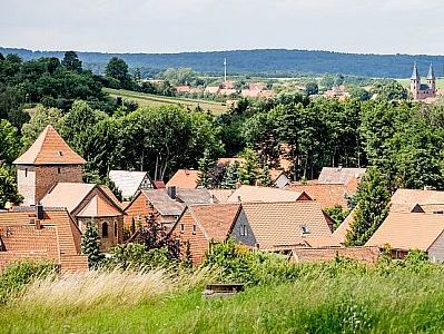 Europaradweg R1 zwischen Ilsenburg und Thale (46,3 km)