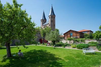 [Translate to Englisch:] Drübeck Klosteranlage