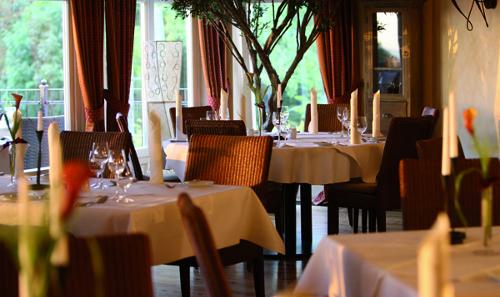 Restaurant im Berghotel Ilsenburg
