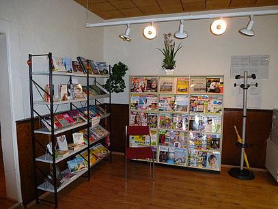 Stadtbibliothek Ilsenburg Neuerscheinungen