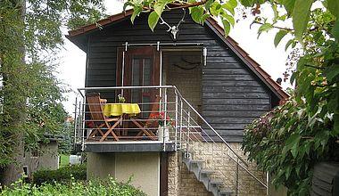 Außenansicht Ferienhaus Holland Ilsenburg
