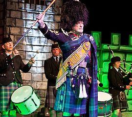 Schottische Musikparade