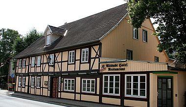 3- Sterne Altstadthotel in Ilsenburg
