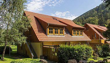 Ferienhäuser am Brocken von Familie Rise in Ilsenburg