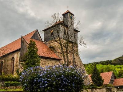 Kurzwanderung vom Kloster Ilsenburg zum Kloster Drübeck