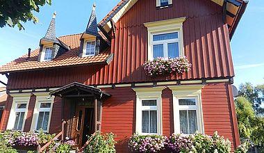 Ferienwohnung Syska Ilsenburg