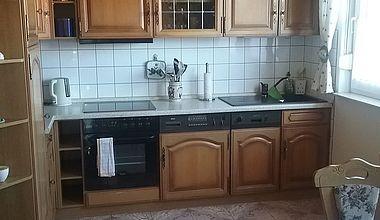 Ferienwohnung Dreher - Küche