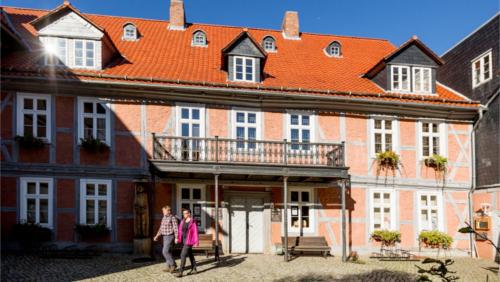 Hütten- und Technikmuseum Außenansicht