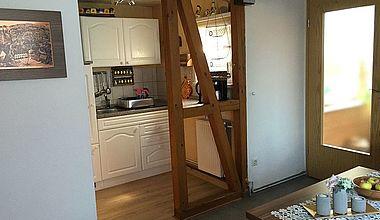 Küche Ferienhaus Schmidt Ilsenburg