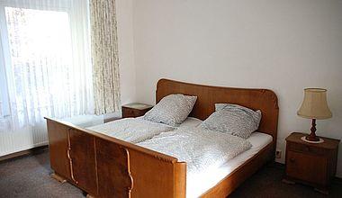 Doppelzimmer im Kloster Ilsenburg