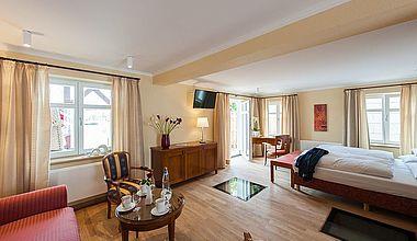 Badhaussuite hotel zu den Rothen Forellen