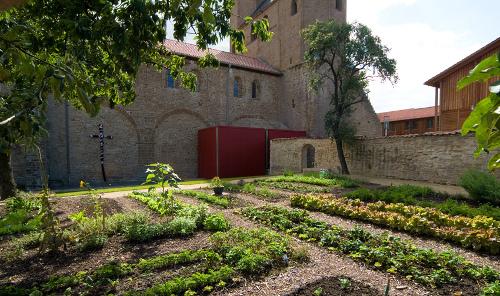 Klostergärten in Drübeck