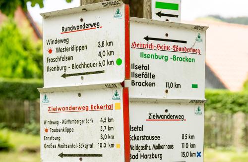 Rundwanderweg 1 Blochhauer