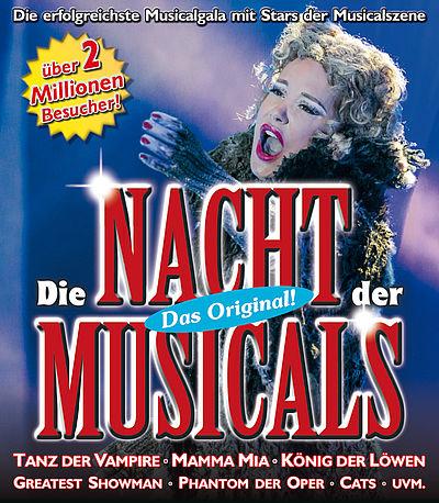 Die Nacht der Musicals 2020
