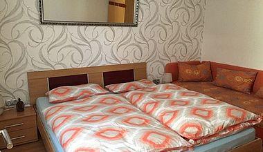 Doppelzimmer Ferienhaus Schmidt