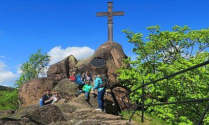 Aussichtspunkt Ilsestein