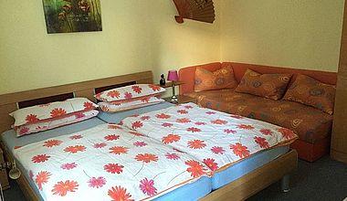 Doppelzimmer Ferienhaus Schmidt Ilsenburg