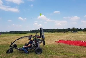 Harz paragliding and paramotoring school