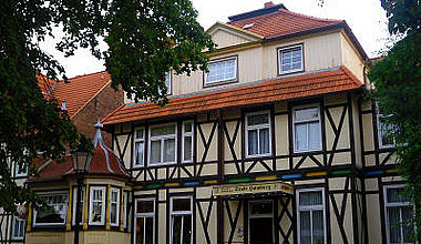 Restaurant Pension Stadt Hamburg