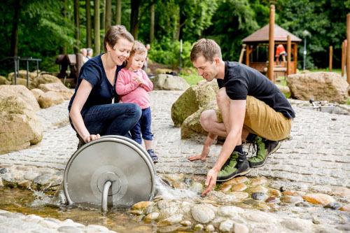 Ilsetal Kneipp-Anlage/Wasserspielplatz