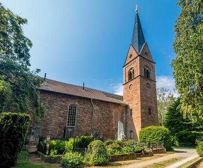 [Translate to Englisch:] St. Marienkirche Ilsenburg