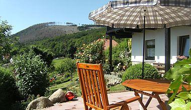 Ferienwohnung Terrasse 2