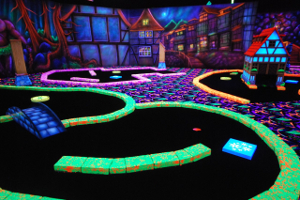 Glowgolf Harz