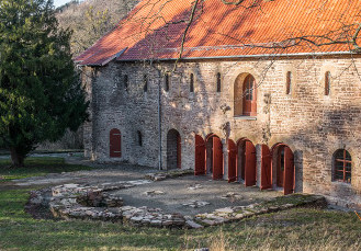 Ostflügel Kloster Ilsenburg