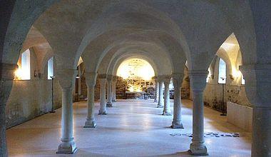 Refektorium Kloster Ilsenburg