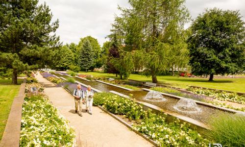 Parks und Gärten in und um Ilsenburg