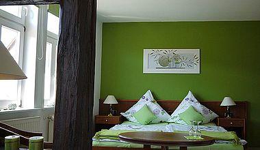Doppelzimmer im Ilsenburger Hof