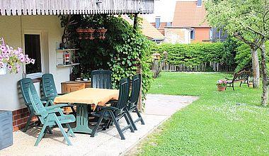 Ferienhaus Bollmann Außenansicht
