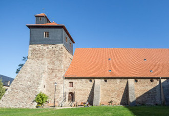 [Translate to Englisch:] Kloster Ilsenburg
