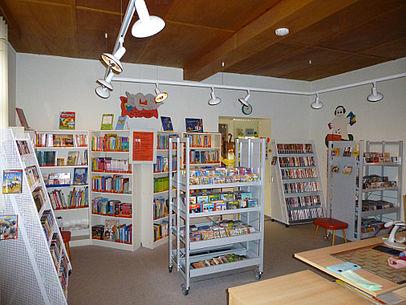 Stadtbibliothek Ilsenburg Kinderbibliothek