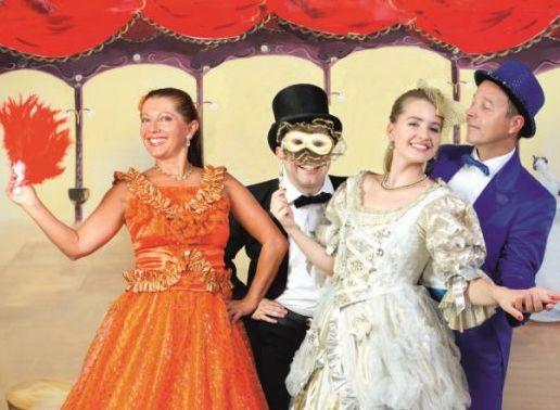 Operetten-Revue Darlingerode