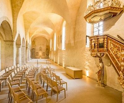 [Translate to Englisch:] Klosterkirche Ilsenburg